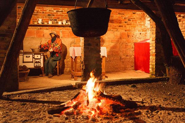 39 Il Presepe di Corgnolo - foto di Alessio Buldrin per www.fotoegraficaimmagini.com