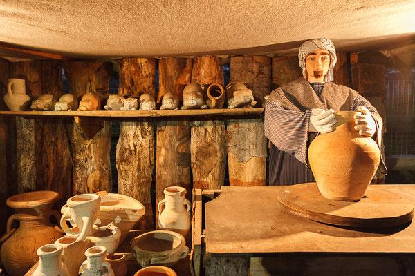 33 Il Presepe di Corgnolo - foto di Alessio Buldrin per www.fotoegraficaimmagini.com