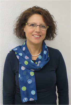 Antonella Inäbnit, Inhaberin des Coiffure Soleil, Amsoldingen