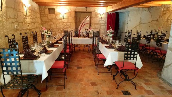 Restaurant l' Hélianthe Le Clos des Roses