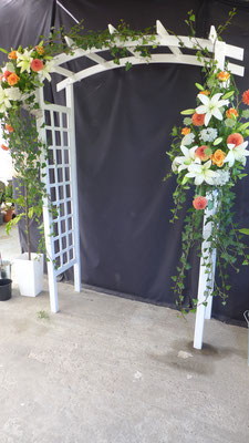 Compositions florales : 60 euros