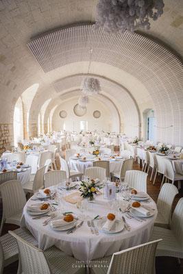 Mariage au Château du Coudray Montpensier par Le Clos des Roses