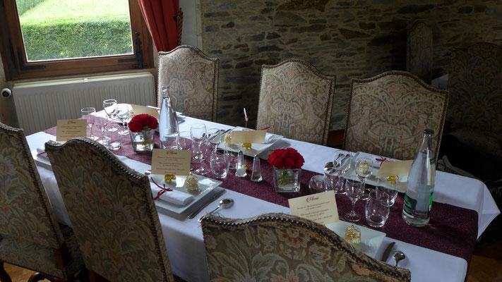 Centre de table invités 15 euros