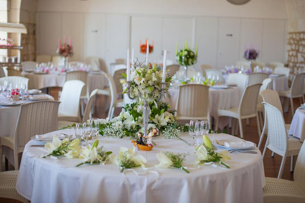 château du coudray montpensier Chandelier fleuri de mariage entre 40 et 50 euros en fonction des couleurs
