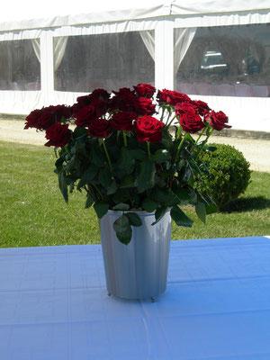 Prix variable en fonction de la quantité de Roses