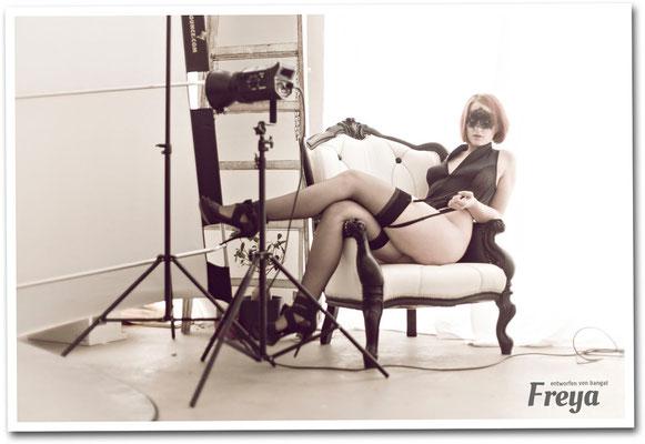 bangat Freya Impressionen im Sessel
