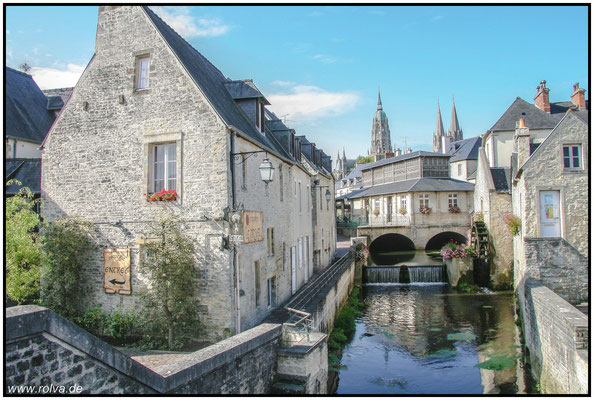 Bayeux#Bessin#Aure#Kathedrale Notre Dame