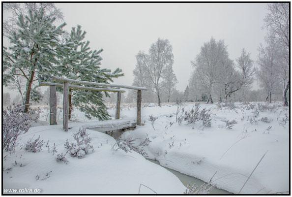 Dreilägerbachtalsperre#Struffelt#Winter