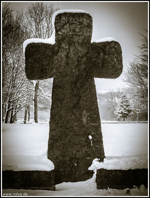 Kreuz # Schwarz Weiss#Ehrenfriedhof Windhunddivision