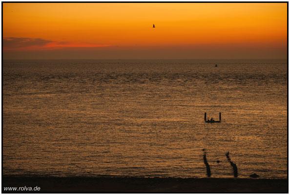Sonnenuntergang#Oostkapelle