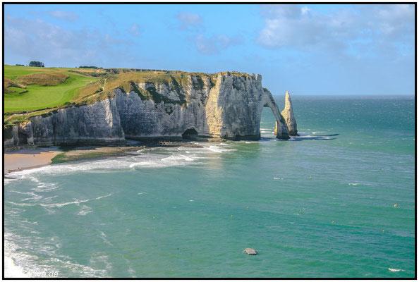 Etretat#Normandie#Kreidefelsen#Alabasterküste