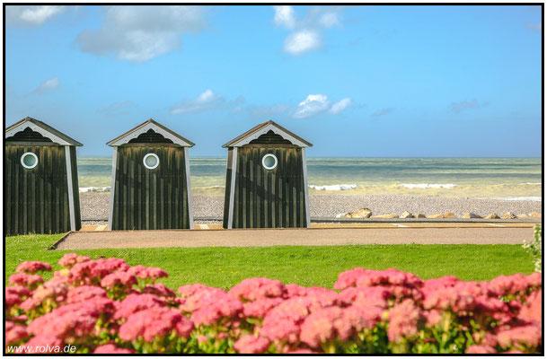 Quiberville#Alabasterküste#Strandhäuser