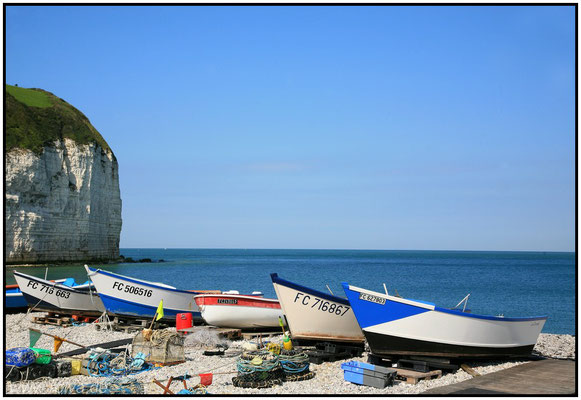 Fischerboote#Yport