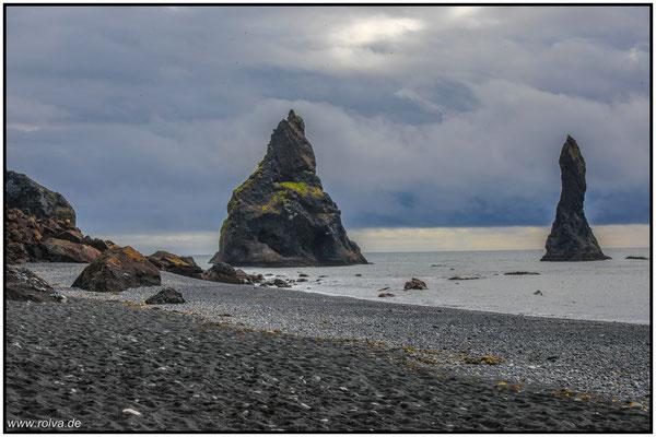 schwarzer Strand#Island