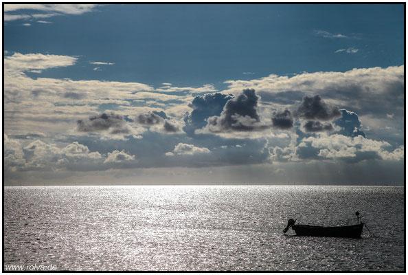 Morgenlicht#Boot#Texel#Lichtstimmung