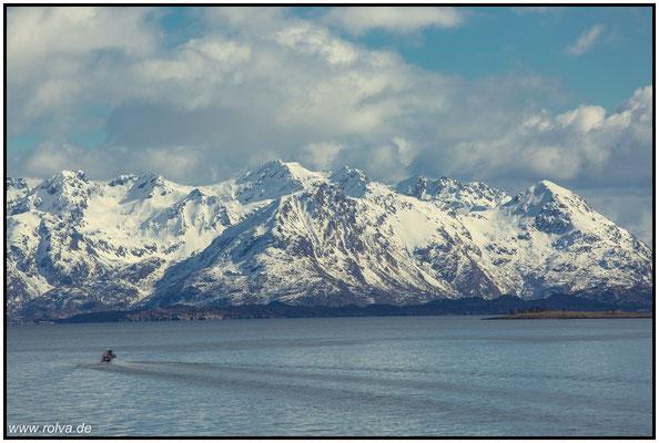 Fjord Norwegen#Lofoten