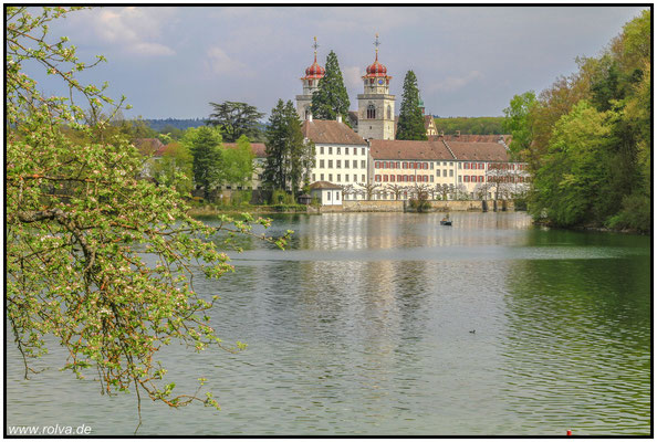 Kloster Rheinau#Benediktiner#Rheininsel