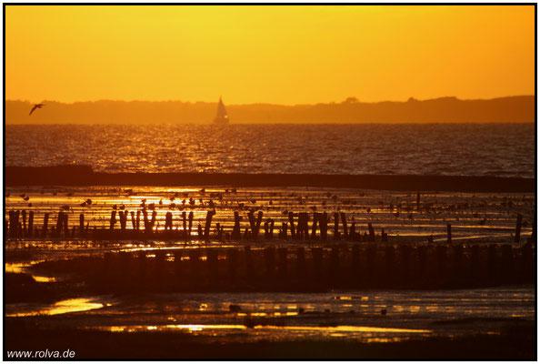 Sonnenuntergang#Ostfriesland