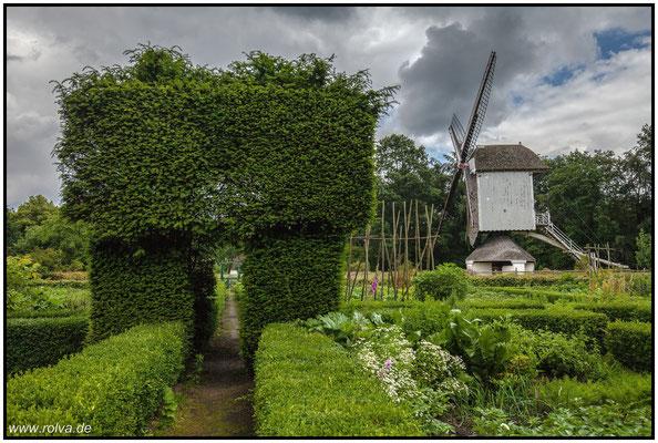 Bokrijk#Freilichtmuseum#Garten