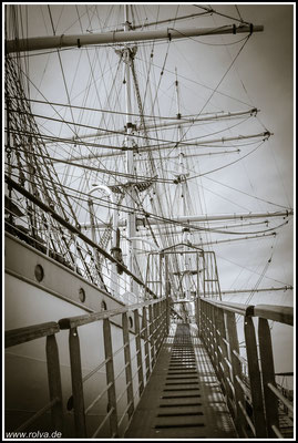 Segelschiff#Masten#Takelage#Takelwerk