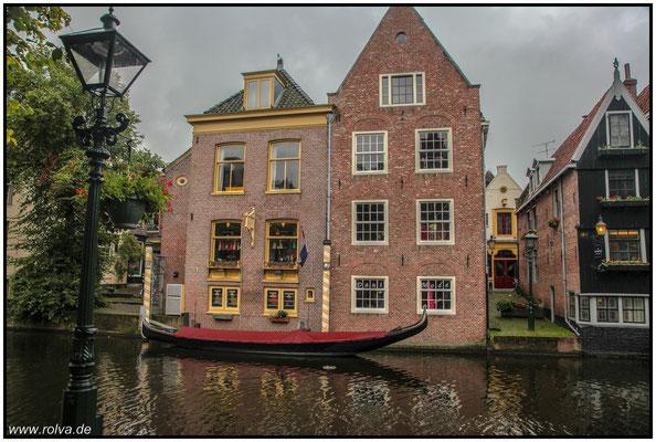 Alkmaar#Gondeln#Altstadt