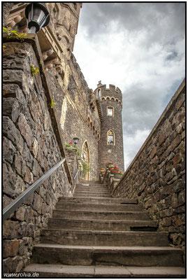 Burg Sooneck#Hangburg#Mittelrheintal