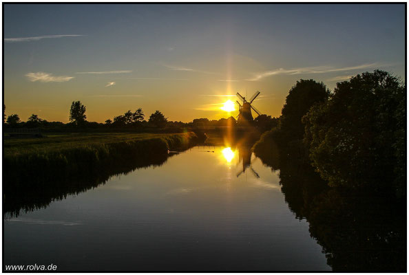 Sonnenuntergang#Oostfriesland