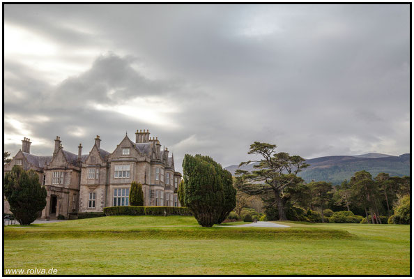 Muckross House#Bourn Vincent Memorial Park