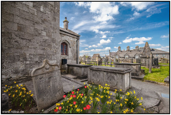 Limerick#Shannon#St. Mary's Cathedral#Friedhof