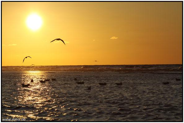 Sonnenuntergang#Texel