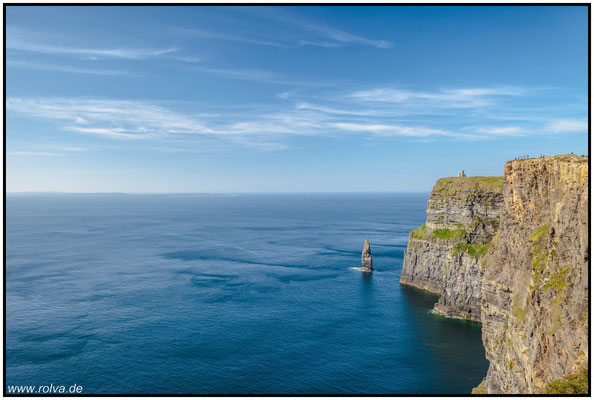 Cliffs of Moher#Irland