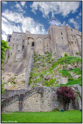 Mont-Saint-Michel#Abtei#Normandie