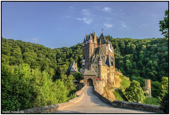 Burg Eltz#Höhenburg#Eifel