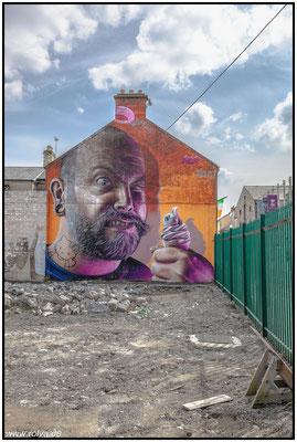 Häuser#Graffiti#Sonderbares