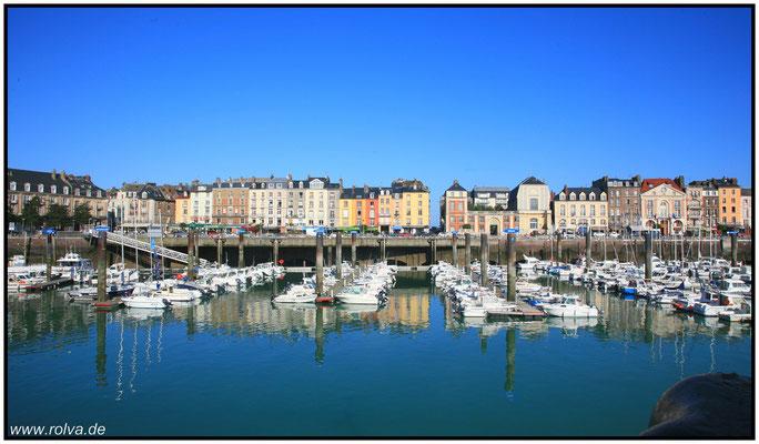 Dieppe#Seehafen#Fischereihafen#Boote