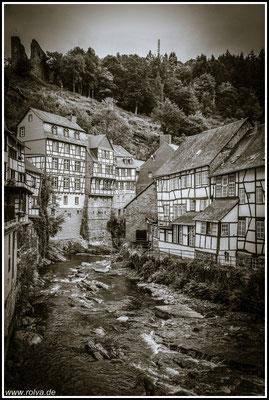 Monschau#Montjoie#Rur#Eifel