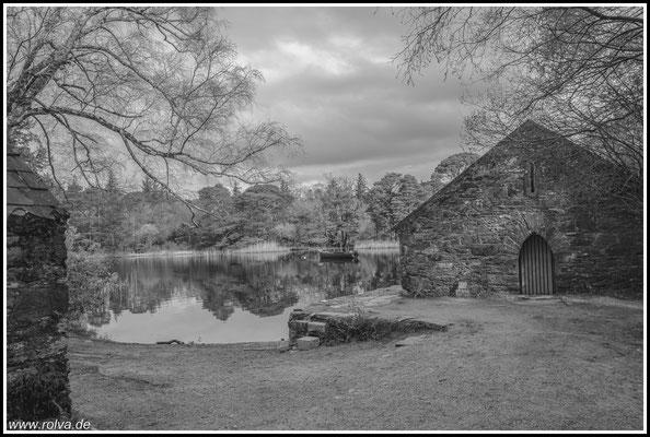 Bootshaus#Muckross Haus#Muckross Lake