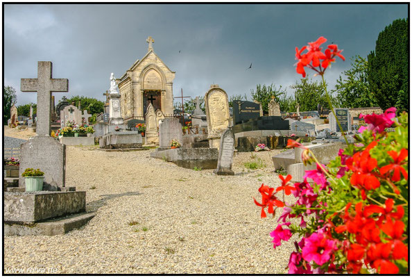 Cambremer#Friedhof#Normandie