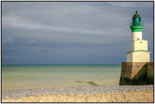 Le Tréport#Leuchtturm#Strand