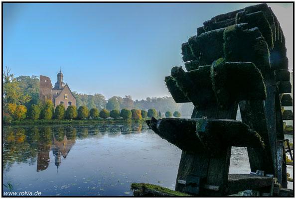 Schloß Tüschenbroich#Schwalm#Mühle