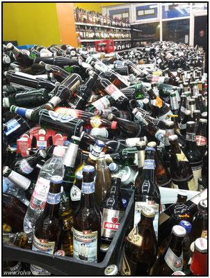 Flaschensammlung#Wer die Wahl hat hat die Qual#Sonderbares
