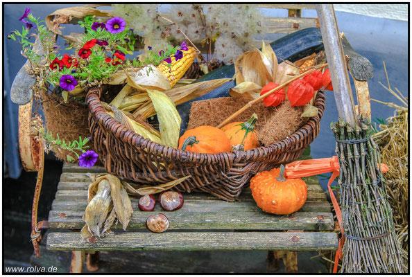 Hebstzeit#Erntedank#Herbststillleben
