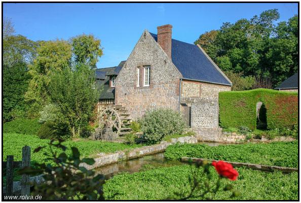 Veules Les Roses#Wassermühle#Veules