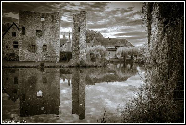 Haus Heyden#Wasserburg#Ruine, Horbach