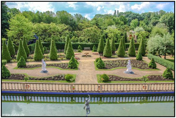 Brunne#Mondo Verde#Themenpark#Landgraaf#portugisisches Palais