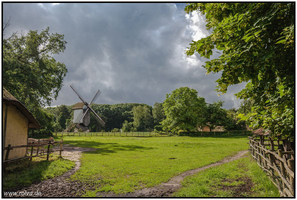 Bokrijk#Freilichtmuseum#Windmühle
