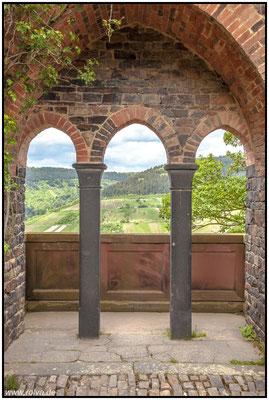 Burg Sooneck#Söller# Rhein