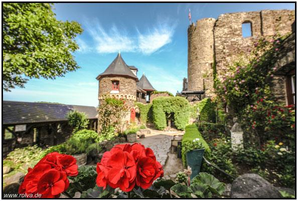 Burg Thurant#Spornburg#Alken#Mosel