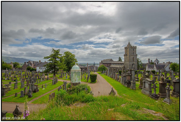 Friedhof Stirling