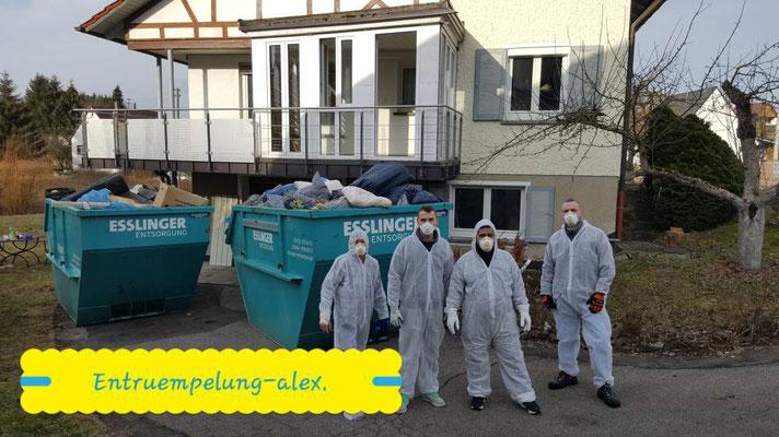 Diese Messie-und Tatort-Reinigungs-Team hilft in den schwierigsten Fällen